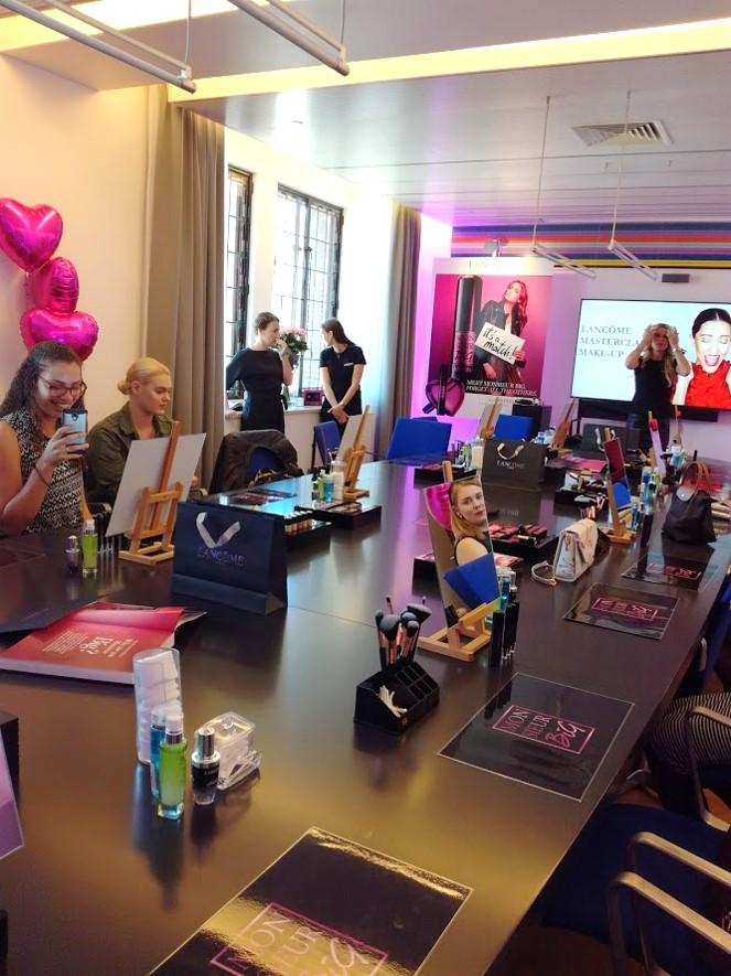 Workshopruimte in Bijenkorf Amsterdam