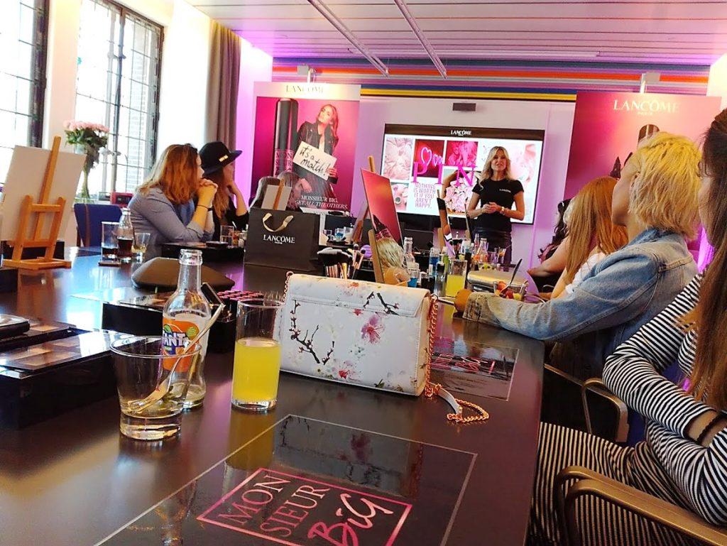 Masterclass Juliette Westenbroek bij Bijenkorf Amsterdam