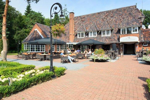 Landgoed de Scheleberg met restaurant @the Park