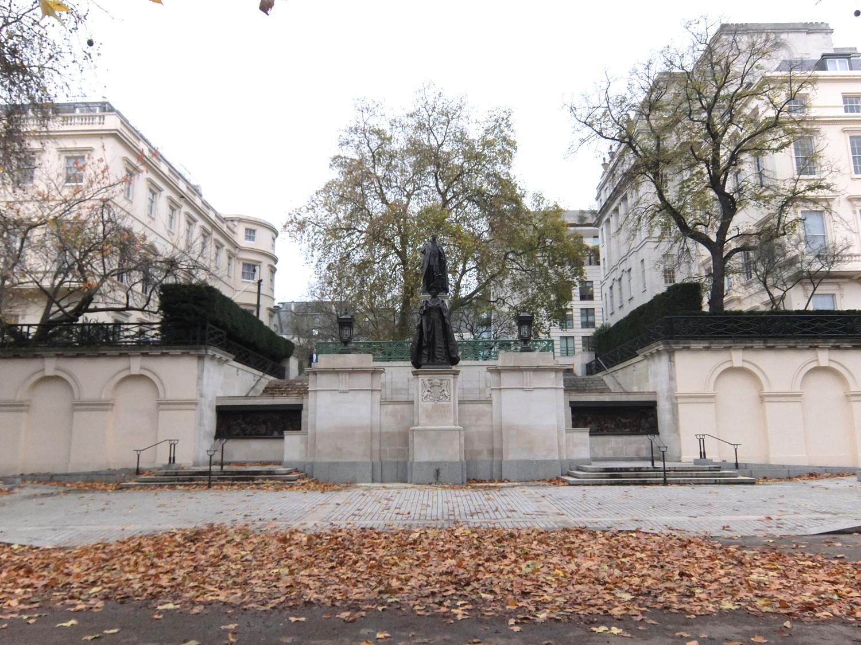 Standbeelden in Londen