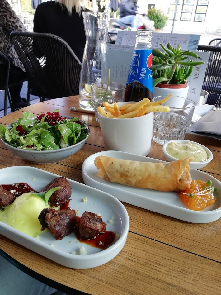 Lekkere kleine gerechtjes van restaurant Arneym in Arnhem aan Jansplaats 8