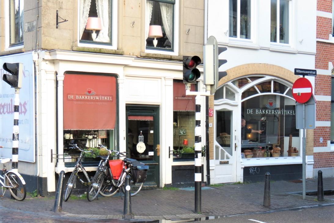 De bloggerlunch bij hotspot de bakkerswinkel in Utrecht