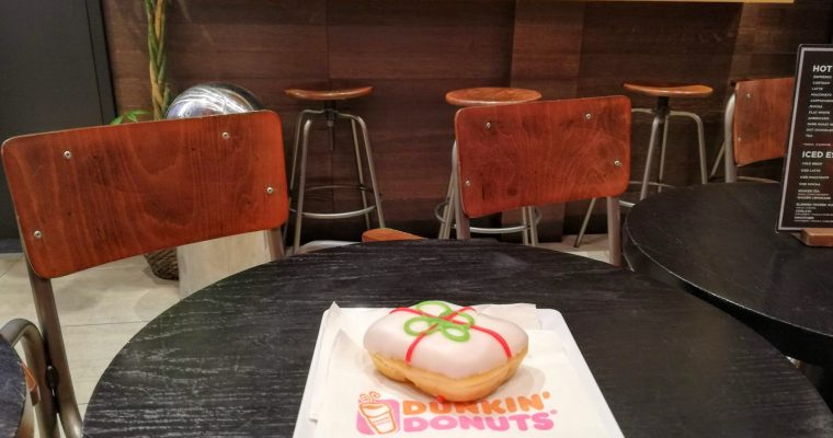 Getest: Christmas Donuts van Dunkin' Donuts