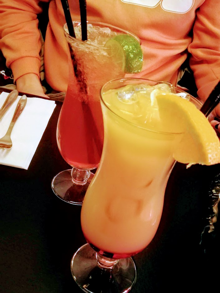 De cocktails van Mama Rossa in Kopenhagen