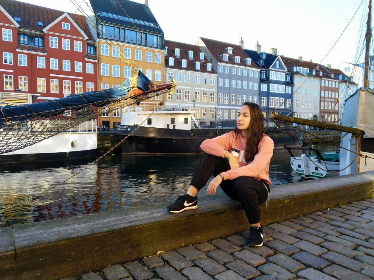 Outfit: Cargo pants in CPH City