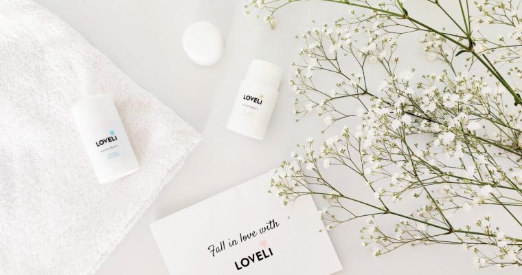 Review: De deodorants van Loveli