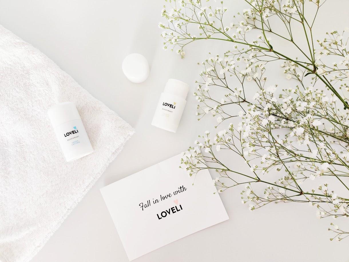 Review: De deodorants van Loveli