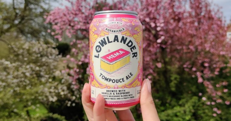 Review: HEMA X Lowlander Tompouce Bier